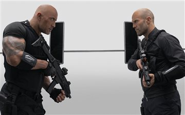 hobbs and shaw 8k 2019 Mac wallpaper