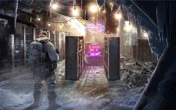 wasteland 3 12k Mac wallpaper