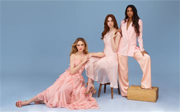 karen gillan kathryn newt... All Mac wallpaper
