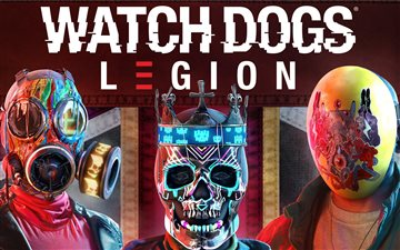 watch dogs legion 2020 5k All Mac wallpaper