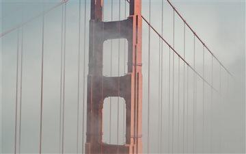 The bridge of all bridges... Mac wallpaper