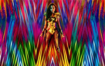 wonder woman 1984 8k All Mac wallpaper