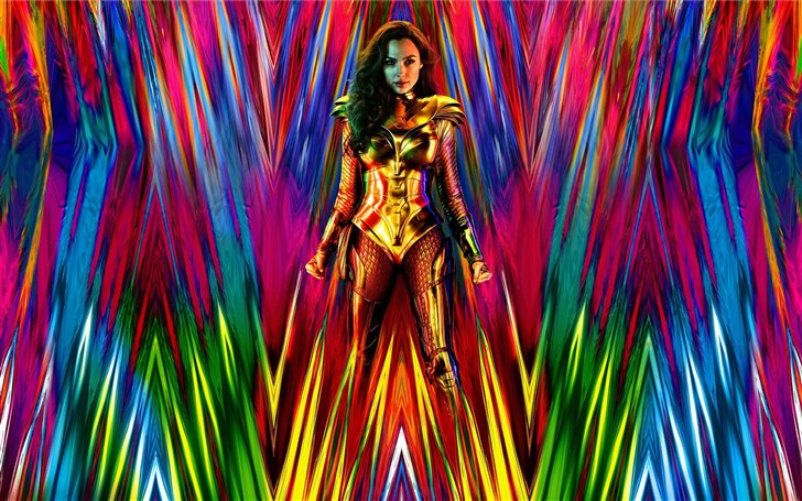 wonder woman 1984 8k Mac Wallpaper