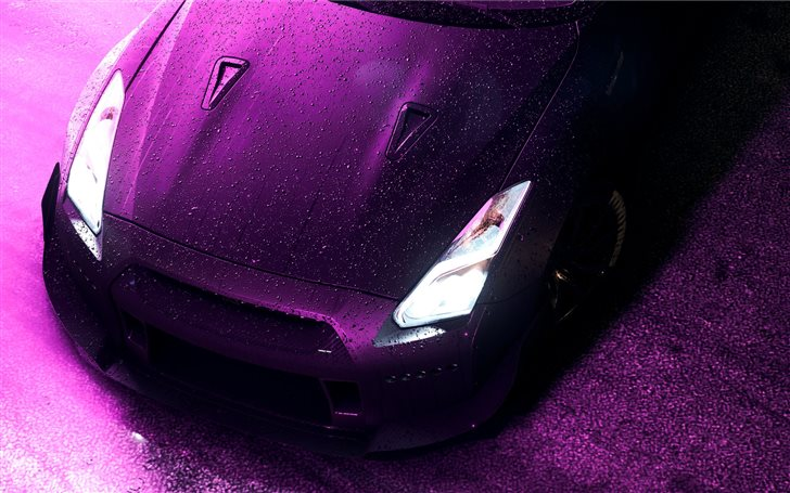 Need For Speed Nissan Gtr Mac Wallpaper Download