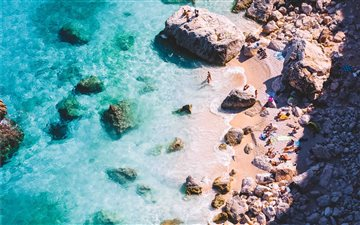 Cala Goloritze,  Sardinia... Mac wallpaper