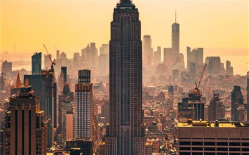 Empire State Building Mac wallpaper