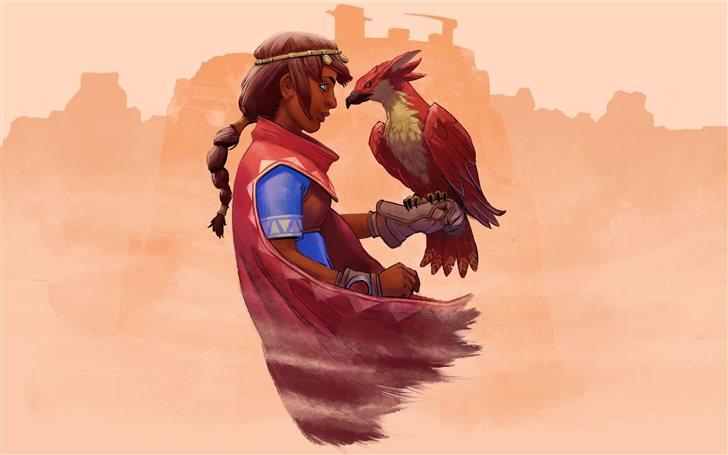 falcon age 8k Mac Wallpaper