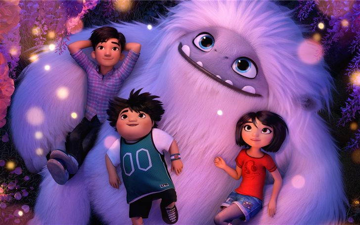 abominable animated movie... Mac Wallpaper