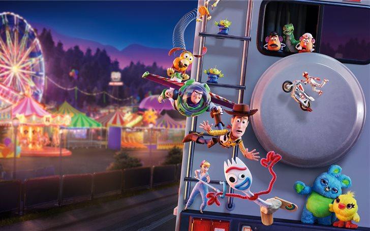 Toy Story 4 5k Mac Wallpaper Download Allmacwallpaper