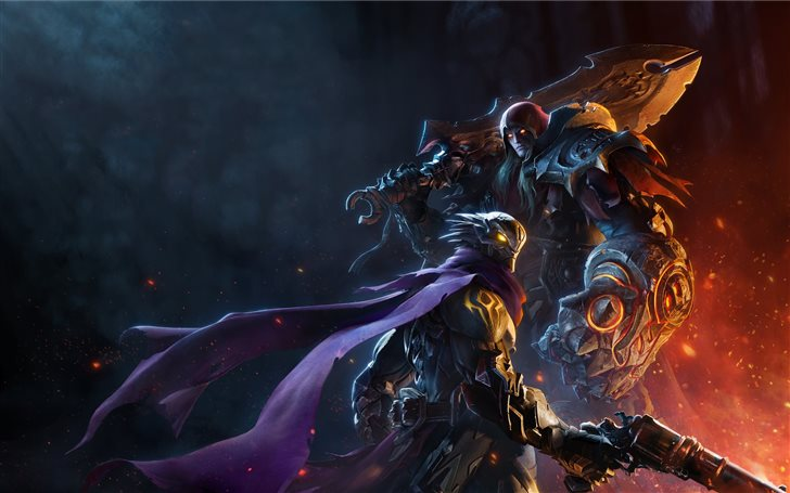 darksiders genesis Mac Wallpaper