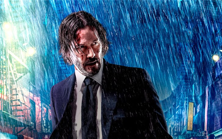 john wick chapter 3 parab... Mac Wallpaper