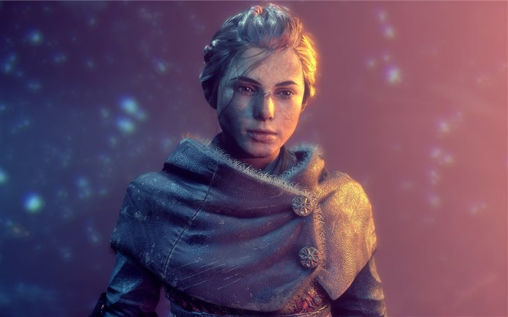 a plague tale innocence g... Mac Wallpaper