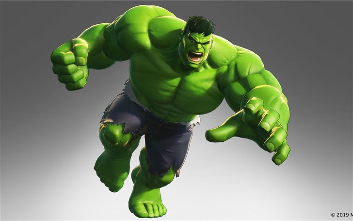 marvel ultimate alliance 3 2019 hulk Mac Wallpaper