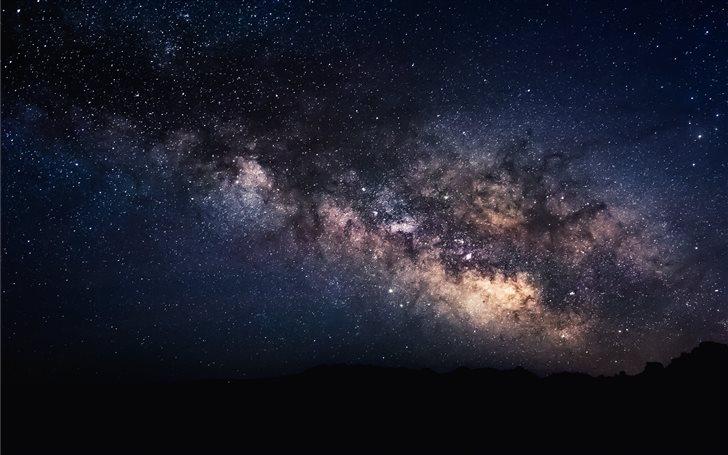 Aurora phenomenon Mac Wallpaper