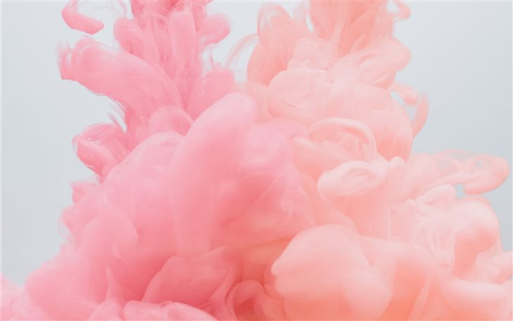 pink smoke Mac Wallpaper