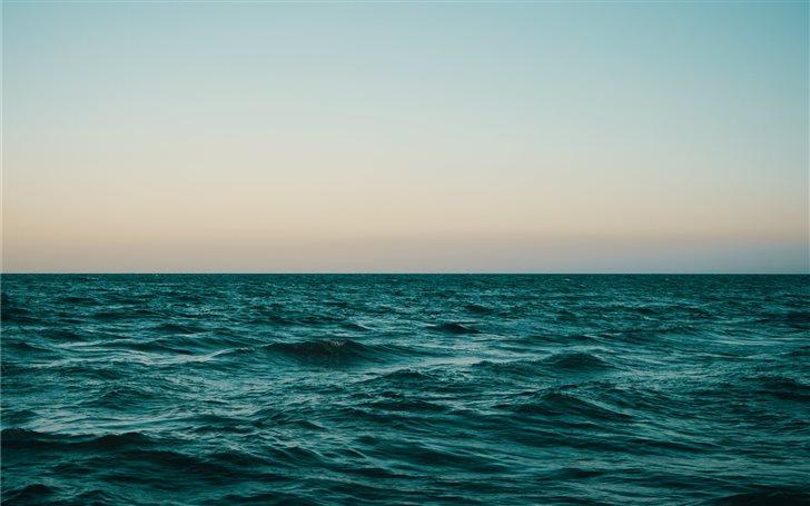 body of water during daytime Mac Wallpaper