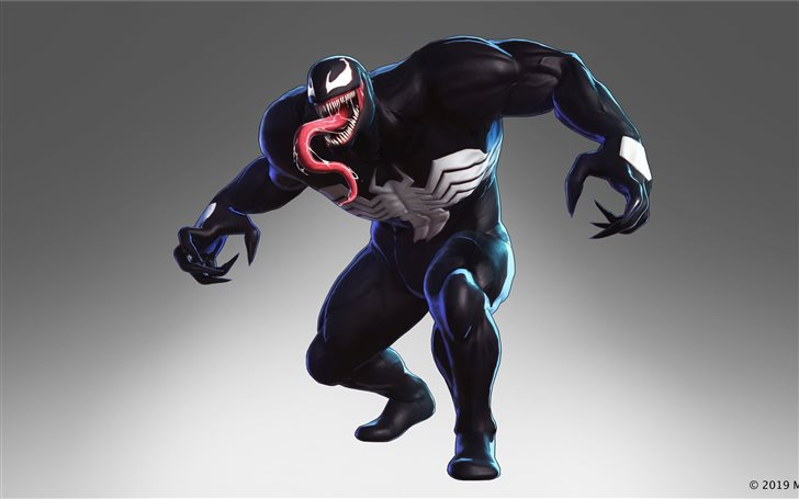 marvel ultimate alliance 3 2019 venom Mac Wallpaper