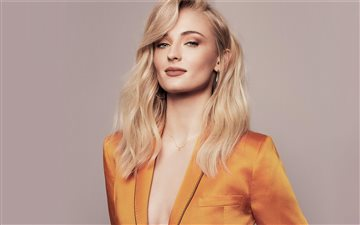 sophie turner joy magazine photoshoot All Mac wallpaper