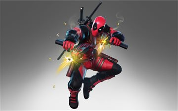 marvel ultimate alliance 3 2019 deadpool iMac wallpaper
