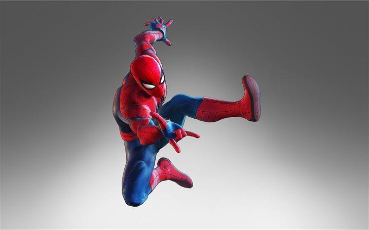 marvel ultimate alliance 3 2019 spiderman Mac Wallpaper