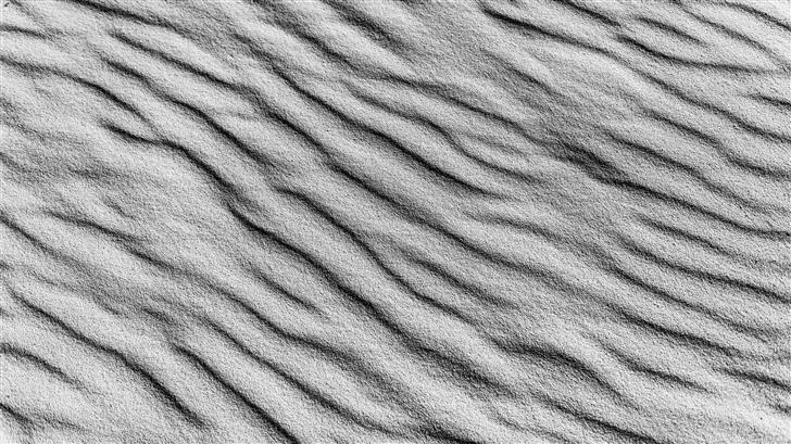 gray sand Mac Wallpaper