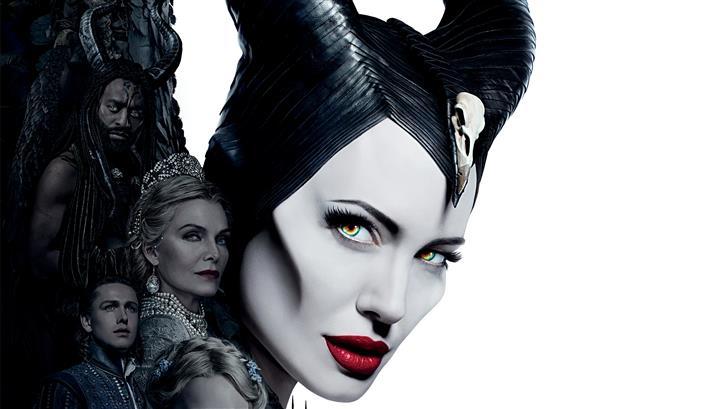 maleficent mistress of evil 5k Mac Wallpaper