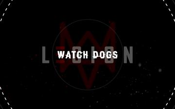 watch dogs legion logo 5k All Mac wallpaper