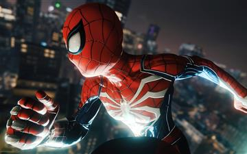 marvel spiderman ps4 game 2019 5k All Mac wallpaper