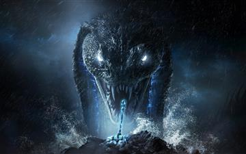 for honor wrath of the jormungandr 5k All Mac wallpaper