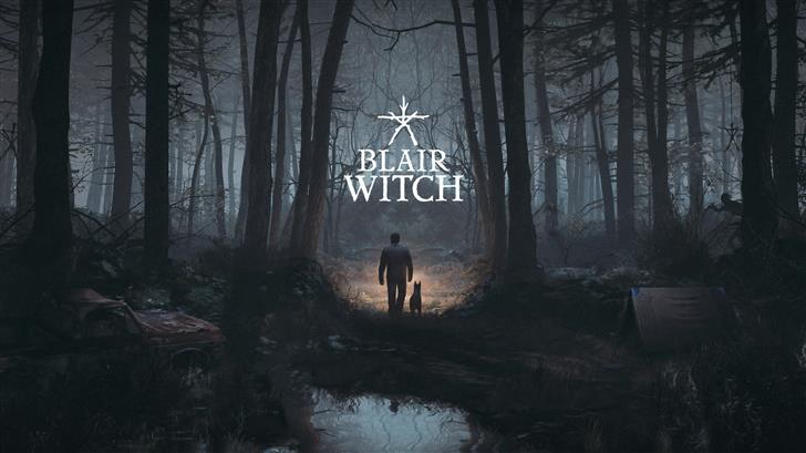 blair witch 8k Mac Wallpaper