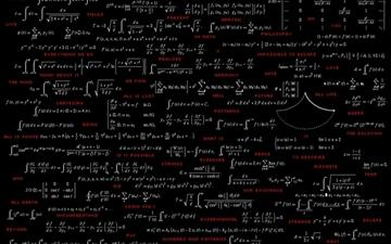 Mathematics All Mac wallpaper