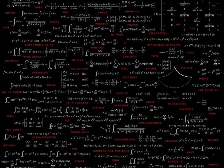 Mathematics Mac Wallpaper