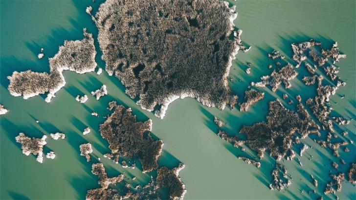 map digital wallpaper Mac Wallpaper