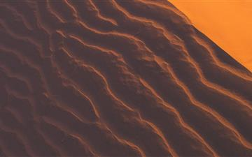 high angle view of desert All Mac wallpaper