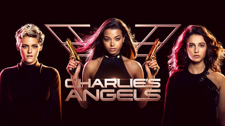 charlies angels 2019 8k Mac Wallpaper