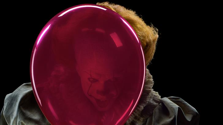 pennywise the clown it 5k Mac Wallpaper