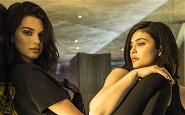 kendall and kylie jenner 2019 All Mac wallpaper
