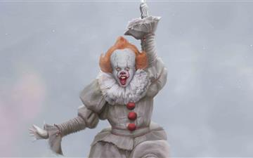 pennywise 8k All Mac wallpaper