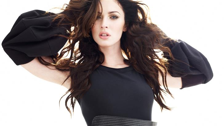 megan fox 2019 5k new Mac Wallpaper