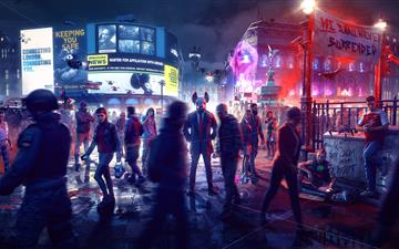 watch dogs legion 2019 All Mac wallpaper