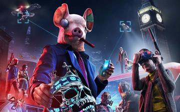 watch dogs legion 8k 2019 All Mac wallpaper