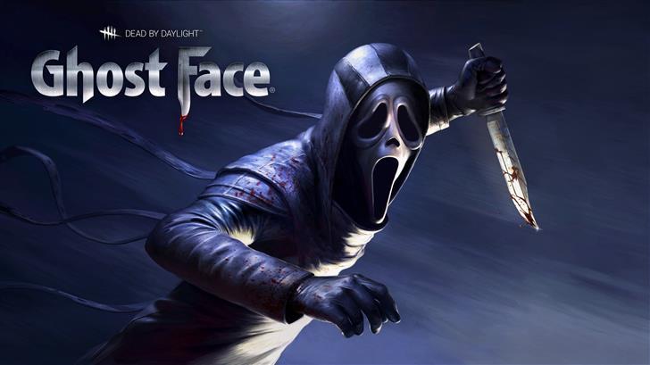 dead by daylight ghostface dlc Mac Wallpaper