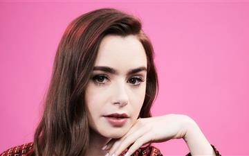 lily collins deadline contenders emmy event 2019 All Mac wallpaper