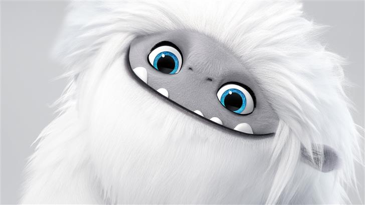 abominable 2019 8k Mac Wallpaper