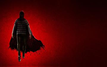 brightburn movie iMac wallpaper