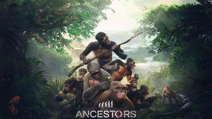 ancestors the humankind odyssey Mac Wallpaper