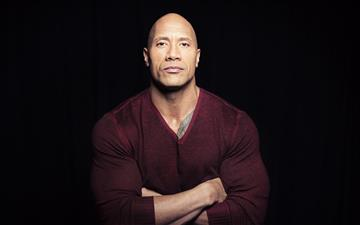 dwayne johnson 2019 MacBook Pro wallpaper