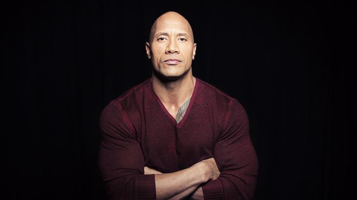 dwayne johnson 2019 Mac Wallpaper