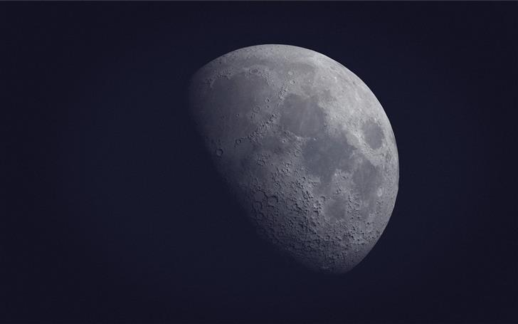 Aesthetic Moon Mac Wallpaper