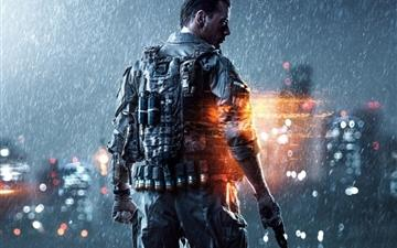 Battlefield Mac wallpaper